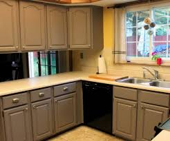 painted laminate kitchen cabinets painting laminate kitchen cabinets without sanding home design ideas