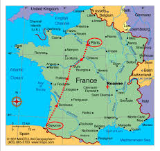 Loire Valley France Map by My Views By Diane M Bayonne To Paris Panic Sunflowers U0026 The