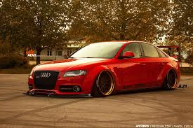 audi a7 modified audi a4 b8 modified custom wide body slammed bagged stance