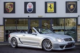 mercedes clk amg price 2007 mercedes clk dtm amg convertible for sale gtspirit