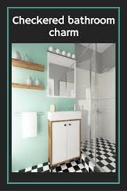 black and white bathroom ideas 234 besten bathroom décor ideas bilder auf pinterest badezimmer