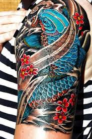 koi fish tattoo design 40 coy fish tattoo ideas 2018