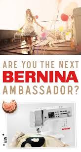 home decor sewing blogs become a bernina ambassador by kollabora blog post sewing