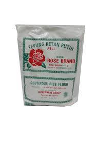 membuat kue dari tepung ketan ini kegunaan sekaligus cara menyimpan tepung beras ketan yang baik