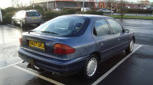 ford mondeo 1 8 1995 auto images and specification