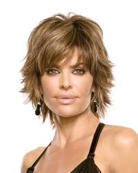 side and back views of shag hairstyle lisa rinna hairstyle pictures adopting the attractive lisa rinna