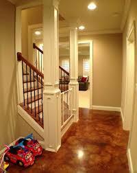 flooring basement 38 best stained concrete ideas images on pinterest flooring