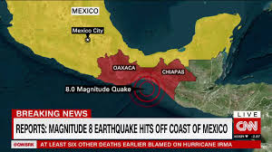 Cuernavaca Mexico Map by Earthquake In Mexico Live Video Today 2017 Youtube