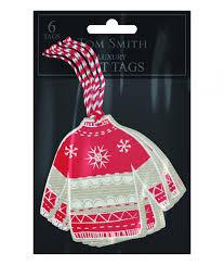scandinavian christmas gift tags cancer research uk online shop