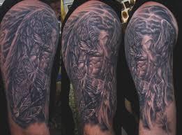 archangel tattoo by fwa xyooj by fwaxyooj on deviantart