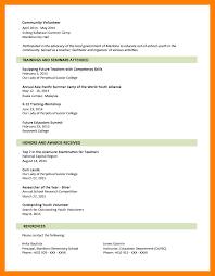 sample resume for fresh graduate sample resume malaysia 2013 frizzigame 7 resume for fresh graduate resign template