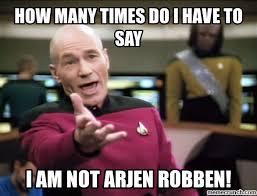 Robben Meme - robben