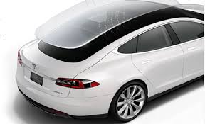 model 3 may have solar roof that can charge the vehicle page 23