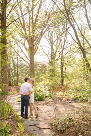 Botanic Garden St Louis by Saint Louis Engagement Photographer Samantha And Jeffrey At The