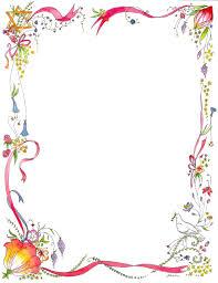 Halloween Paper Borders by Latest Flowers Border Design Arts Pinterest Border Design