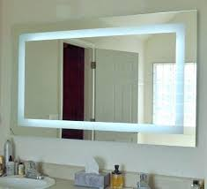 vanity wall mirror with lights lighted vanity mirrors for bathroom