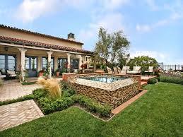 mediterranean style landscape design u2014 home landscapings cool