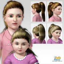 85 best the sims 3 hair child toddler u0026 baby images on