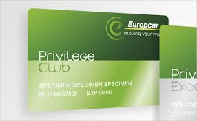Membership Cards Design Brandimage Designs New Loyalty Cards For Europcar Logo Designer