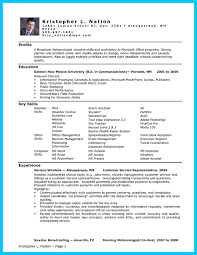 Interactive Resumes Magnificent Resume Examples For Administrative Assistant Entry