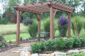 Pergola Post Design by The Secrets To Building A Beautiful Pergola Without Breaking The Bank