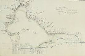 seattle map green lake seattle greenlaker olmsted and the origin of green lake park