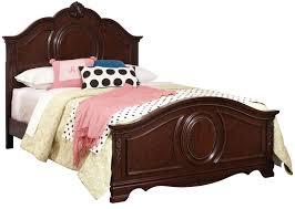 standard furniture laurel full panel headboard u0026 footboard bed