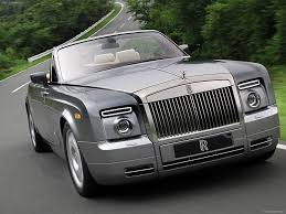 roll royce grey rolls royce phantom drophead coupe 2008 picture 6 of 65