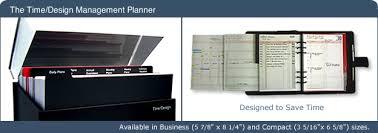 Time Design Planner | day planner binder for the award winning time design day planner