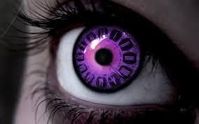 Futuristic Clock by Abstract Eyes Futuristic Steampunk Clocks Gears Lens
