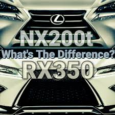 lexus rx 350 ect snow mode lexus rx350 nx200t compared howtocarguy