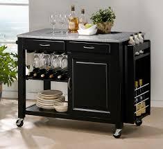 Kitchen Island With Trash Bin Kitchen Island Cart Trash Bin Get Useful Kitchen With Place