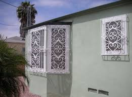 wrought iron security window bars san diego ca release