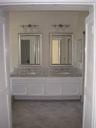 framed bathroom mirrors brushed nickel brushed nickel bathroom mirror frame bathroom mirrors ideas