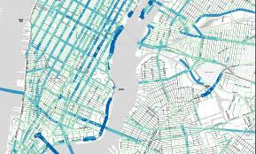 Soho Nyc Map Alternate Side Parking Map Nyc Nyc Alternate Side Parking Map My