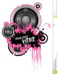 Speaker Design by Grunge Speaker Design Royalty Free Stock Image Image 8777606