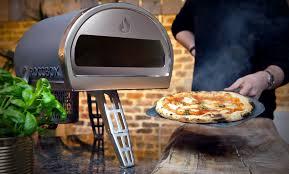 roccbox the portable stone bake pizza oven indiegogo
