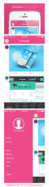 Dribbble by 170 Best Mobile Ui Contents Images On Pinterest Mobile Ui