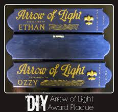 arrow of light decorations commodity home decor diy cub scout arrow of light award plaque