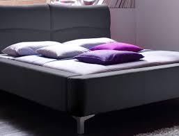 Schlafzimmer Anthrazit Polsterbett Cloude Bett 160x200 Cm Stoffbezug Anthrazit Doppelbett
