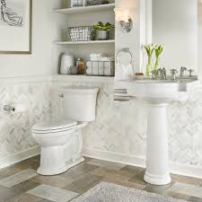 heritage vormax right height elongated toilet american standard