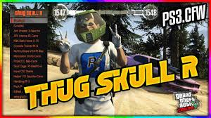 x mod game download free mod manager thug skull r 1 27 1 28 gta5 cfw download free