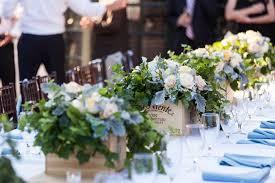 french vineyard inspired wedding centerpieces elizabeth anne