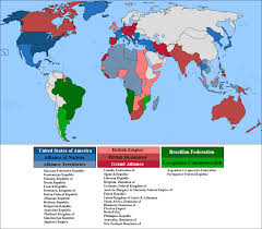 Map Of Cold War Europe by Mof 05 Cold War Uk Vs Us Alternate History Discussion