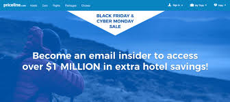 black friday and cyber monday hotel deals for 2017