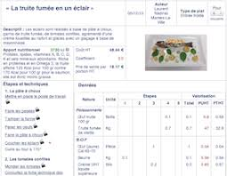 fiche technique cuisine collective cap pâtissier en candidat libre les fiches techniques de fiche
