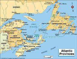 map of st and miquelon and miquelon map