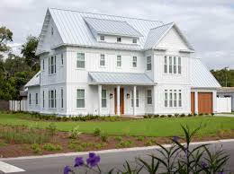 modern farmhouse home plans hahnow