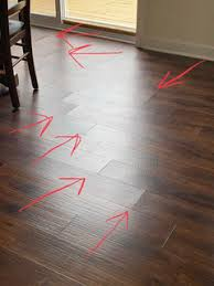 is vinyl flooring or bad vinyl plank floor problems
