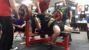 Mike Macdonald Bench Press Michael Mcdonald Raw Benchpress 529 11 Lbs Youtube